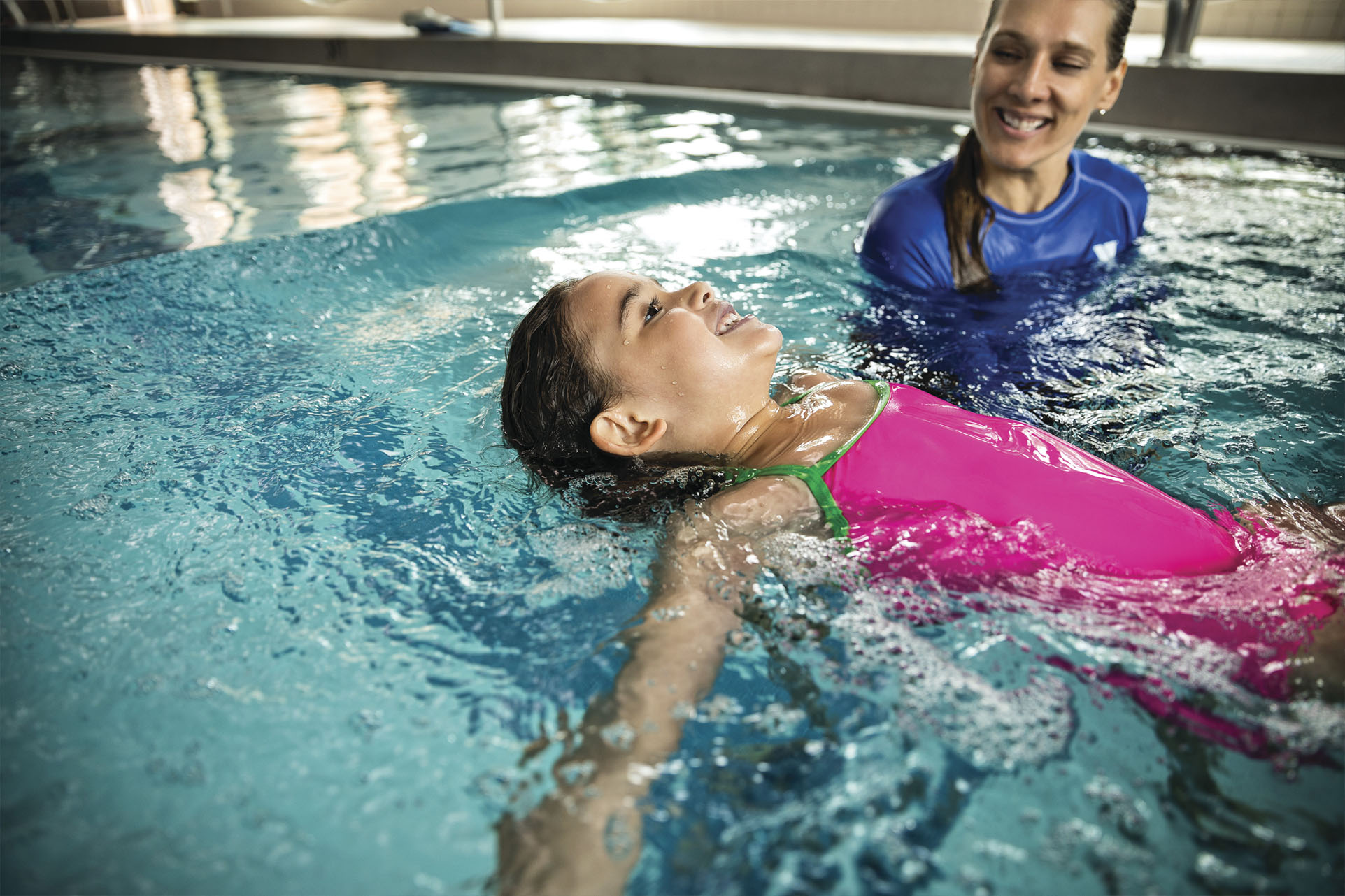 Healthy Living Swim Lessons 2017