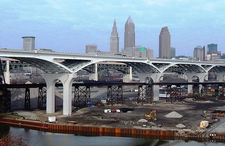 Cleveland Innerbelt Bridge