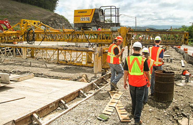 Prospect Mountain Highway & Bridge Construction