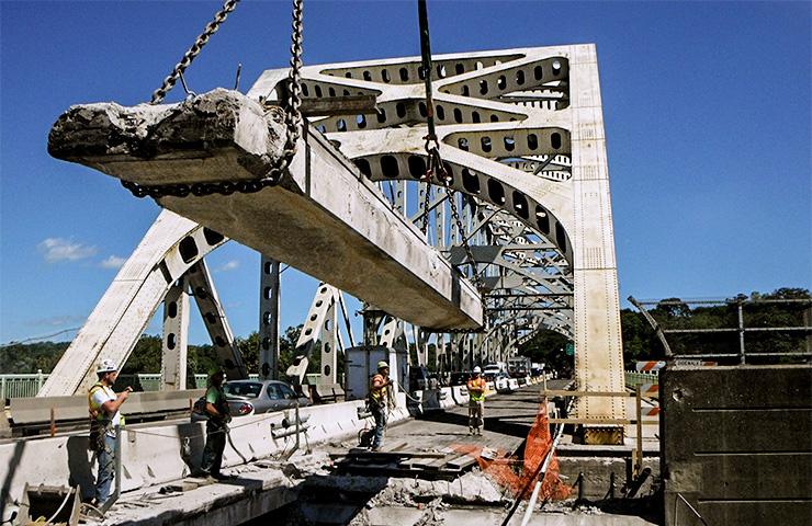 Easton-Phillipsburg Toll Bridge Rehabilitation