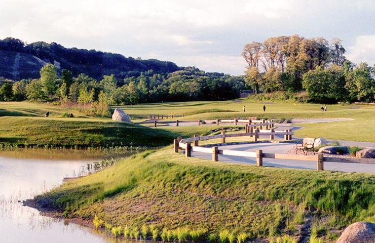 Harbor Links Golf Course Facility
