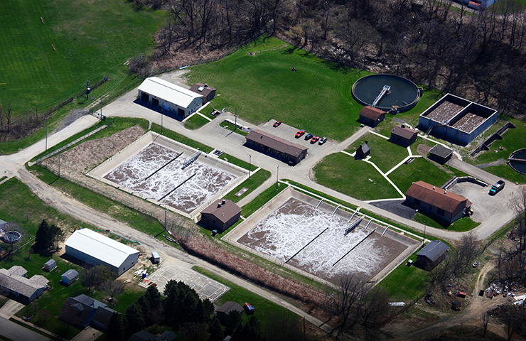 North East Wastewater Treatment Plant