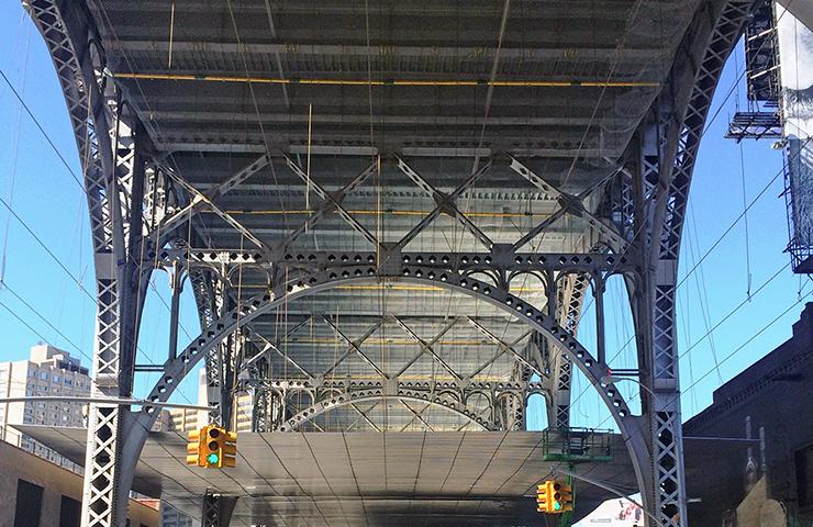 Riverside Drive Bridge over W 125th Street