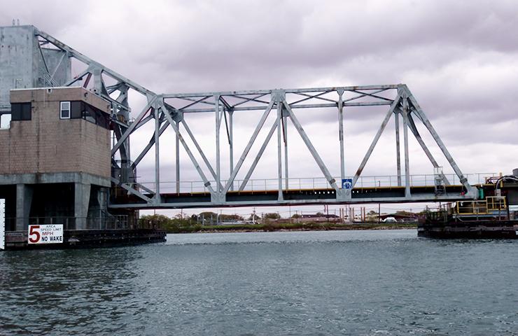MTA LIRR Wreck Lead Bridge Underwater Survey