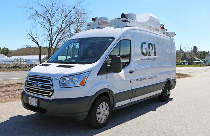 McGrath Highway Mobile LiDAR Survey