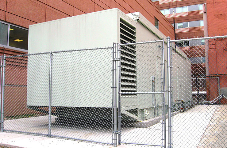 Emergency Power System Upgrades at Kings County Hospital Center