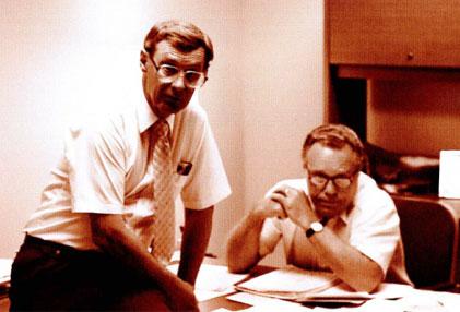 Ken Rix and Lyle Koontz