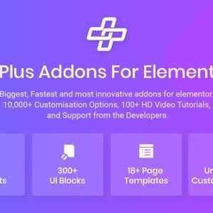 ThePlus Addon for Elementor 5.0.1