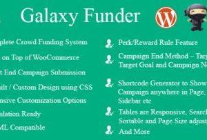 Galaxy Funder 11.5 – Crowdfunding System