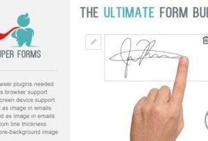Super Forms – Signature Add-on 1.5.0