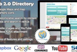 Web 2.0 Directory plugin for WordPress 2.6.11