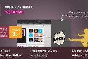 Ninja Kick Off-Canvas Sliding Panel 3.0.15