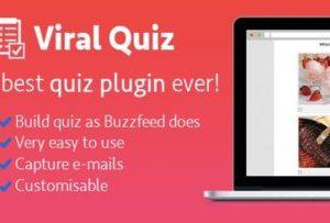 BuzzFeed Quiz Builder 4.02 – Viral Quiz Plugin