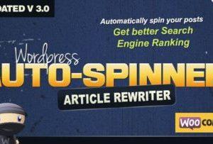 WordPress Auto Spinner 3.7.5