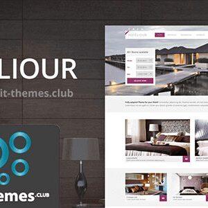 AIT Hoteliour WordPress Theme 2.0.6