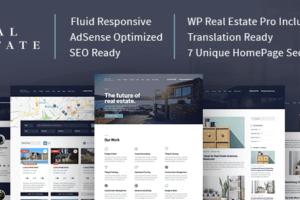 MyThemeShop Real Estate WordPress Theme 1.0.5