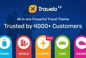 Travelo 4.2.1 - Travel Tour Booking Theme