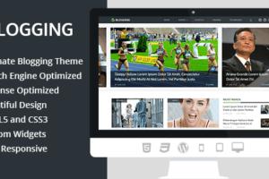 MyThemeShop Blogging WordPress Theme 3.1.6