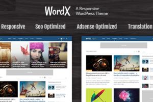 MyThemeShop WordX WordPress Theme 1.3.6