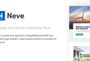 Neve Pro Agency Addon