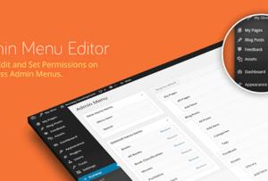 WP Toolbar Editor 1.4 for Admin Menu Editor