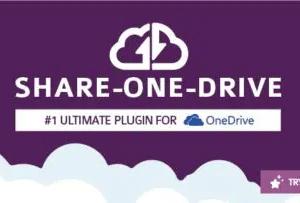 Share-one-Drive OneDrive plugin 1.14.8