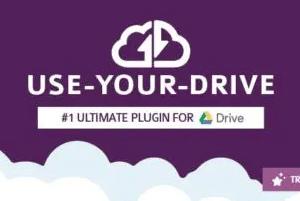 Use-your-Drive Google Drive Plugin