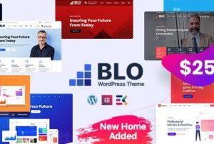 BLO Corporate Business WordPress Theme 2.9