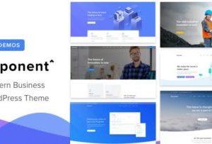 Exponent MultiPurpose Business Theme 1.2.9.0