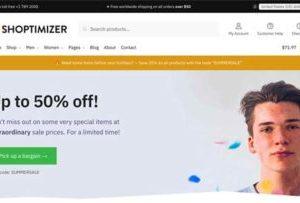 Shoptimizer WooCommerce Theme 2.4.4