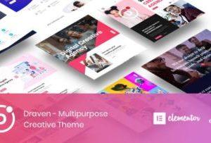 Draven 1.2.3 – Multipurpose Creative Theme