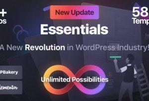 Essentials Multipurpose Theme 2.0.4