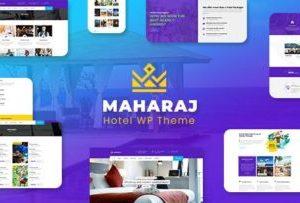 Maharaj 2.5 – Hotel Master WordPress Theme