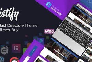 Listify Directory WordPress Theme 2.14.1