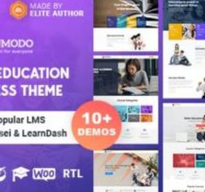 Edumodo Education WordPress Theme 4.1