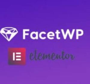 FacetWP Elementor Integration Addon