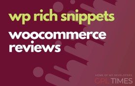wprich snippets woocommerce reviews