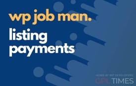 wpjob manager listings payments