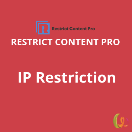 RCP IP Restriction