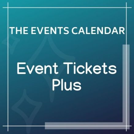 event cal Event Tickets Plus