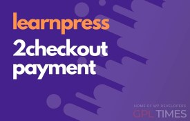 learn press 2checkout payment