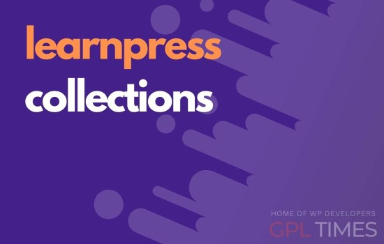 learn press collections