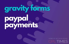 gforms paypal payments