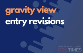 gview entry revision