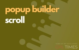 popup build scroll