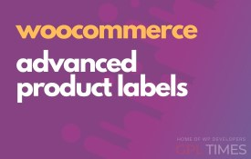 wc advanced product labels