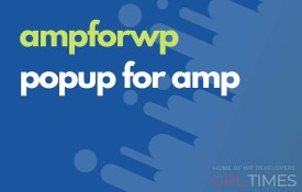 ampwp popup for amp