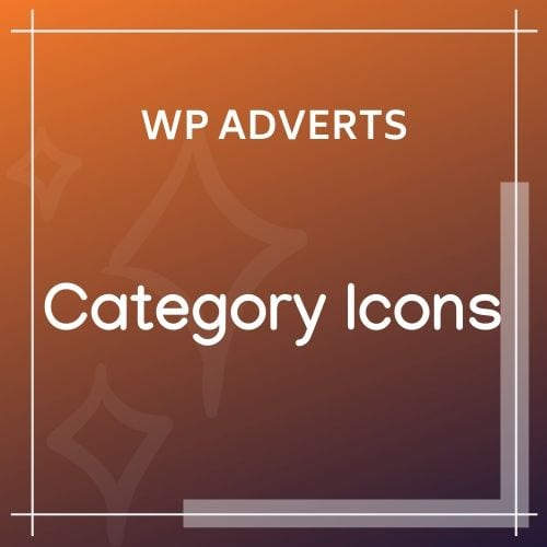 wpadverts Category Icons