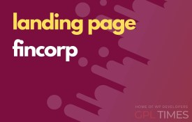 landing page fincorp