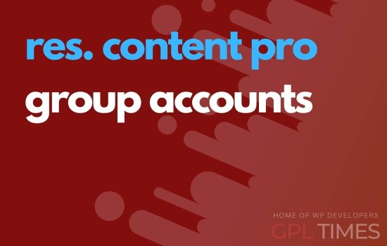 rc pro group accounts